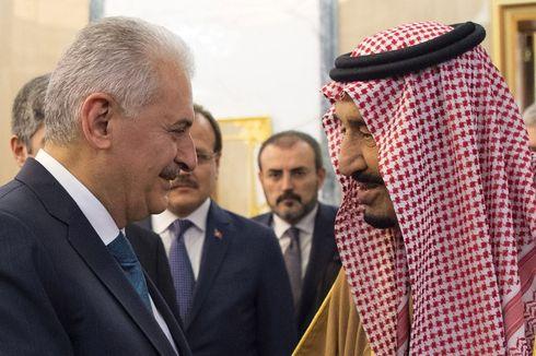 Raja Salman Bertemu PM Turki Bahas Status Yerusalem