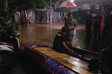 Banjir di Cipinang Melayu Belum Surut, Pengurus RW Akan Sisir Warga yang Bertahan di Rumah