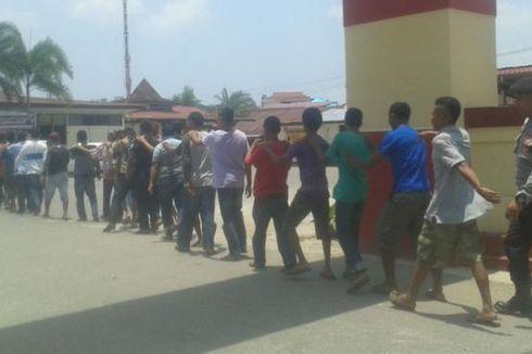 Preman yang Sering Palak Sopir Truk di Tanjung Priok Ditangkap