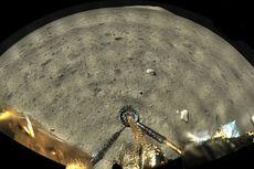 Wahana Antariksa China Kirim Foto Berwarna dari Bulan, Begini Rupanya