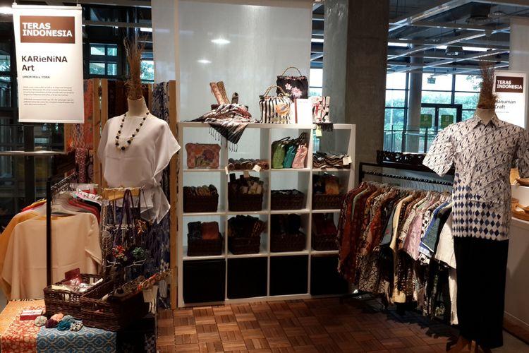 Koleksi batik KARieNiNA di IKEA