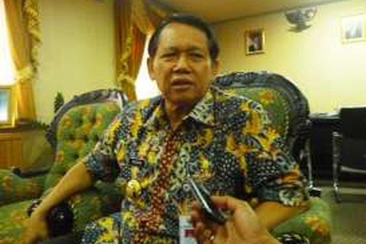 Bupati Semarang periode 2016-2021, Mundjirin.