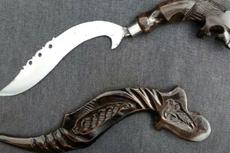 Keunikan Kujang, Senjata Tradisional Jawa Barat
