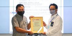 Raih Sertifikat ISO 37001:2016, Telkom Buktikan Berkomitmen Atasi Penyuapan
