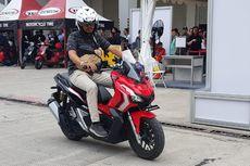 Honda ADV 150 Bisa Baca Suhu Luar Ruangan