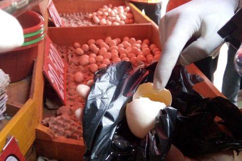 Alasan Pemerintah Larang Telur Ayam Infertil Dijual di Pasar