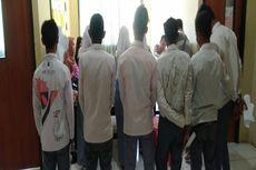 Lulus SMA di Tengah Pandemi Corona, Belasan Pelajar di Bima Konvoi dan Coret-coret Seragam Sekolah