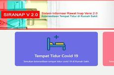 Cara Cek Ketersediaan Tempat Tidur Rumah Sakit untuk Pasien Covid-19 di Siranap