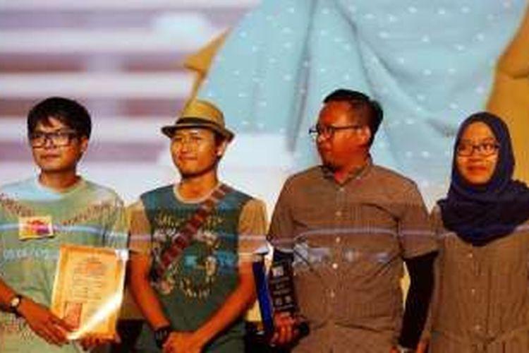 NYALE PROJECT menerima penghargaan untuk film pendek Pilihan sebagai film pendek terbaik dalam The 2nd Immigrant and Migrant Short Film Awards 2016 di Taiwan pada Minggu (31/7/2016) waktu setempat.