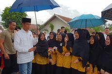 Jokowi Janji Tambah Pembangunan Rusun Pondok Pesantren