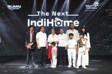 Menteri BUMN Harap Era Baru IndiHome Bisa Majukan Keluarga Indonesia
