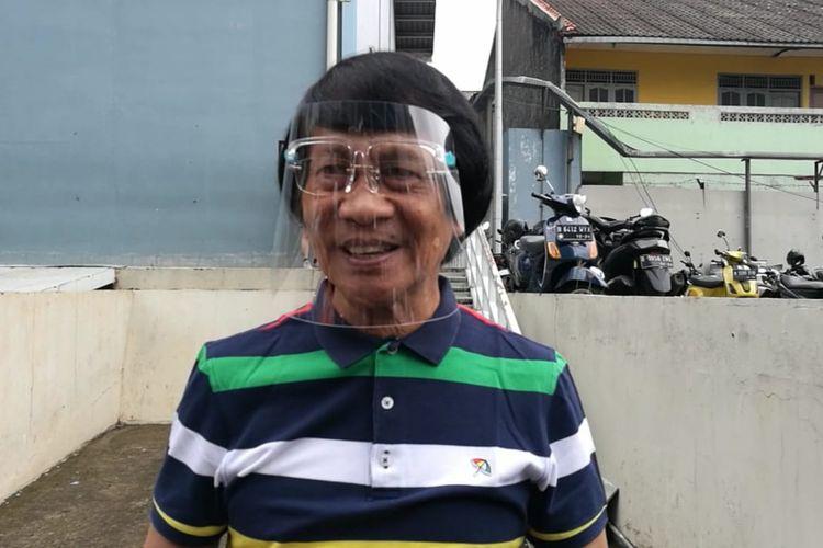 Psikologi anak Kak Seto saat ditemui di kawasan Tendean, Jakarta Selatan, Selasa (5/1/2021).