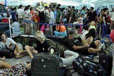 Dampak Gunung Raung, Ribuan Penumpang di Bandara Ngurah Rai Gagal Berangkat