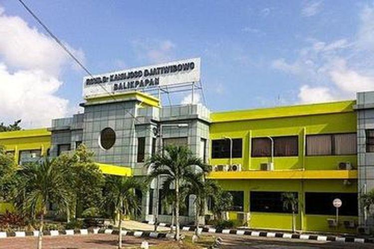 RSUD Kanujoso Djatiwibowo, Balikpapan, Kaltim.