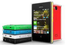 Tiga Nokia Asha