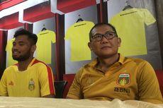 Komentar Petinggi Bhayangkara FC Usai Saddil Ramdani Jadi Tersangka