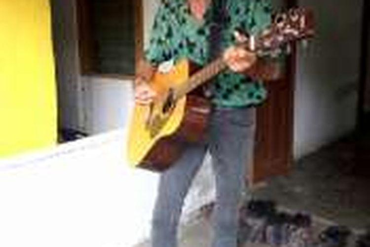 Pieter Lennon dari Yogyakarta