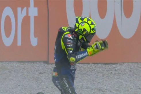 Degradasi Mentalitas Valentino Rossi yang Bikin Casey Stoner Prihatin