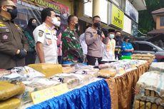 Polres Jakbar Musnahkan Ratusan Kilogram Narkoba Senilai Rp 34 Miliar
