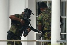 Tentara Sri Lanka Serbu Markas Terduga Teroris, 15 Orang Tewas