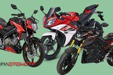 Beda Karakter Yamaha V-Ixion, R15, dan Xabre