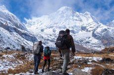 Salju Longsor di Himalaya, 4 Warga Korea Selatan dan 3 Pemandu Nepal Hilang