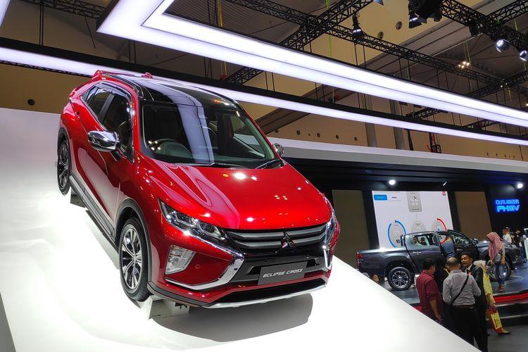 Booth Mitsubishi di GIIAS 2019