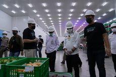 Menteri Pertanian Resmikan NFC Cikarang Milik TaniHub Group