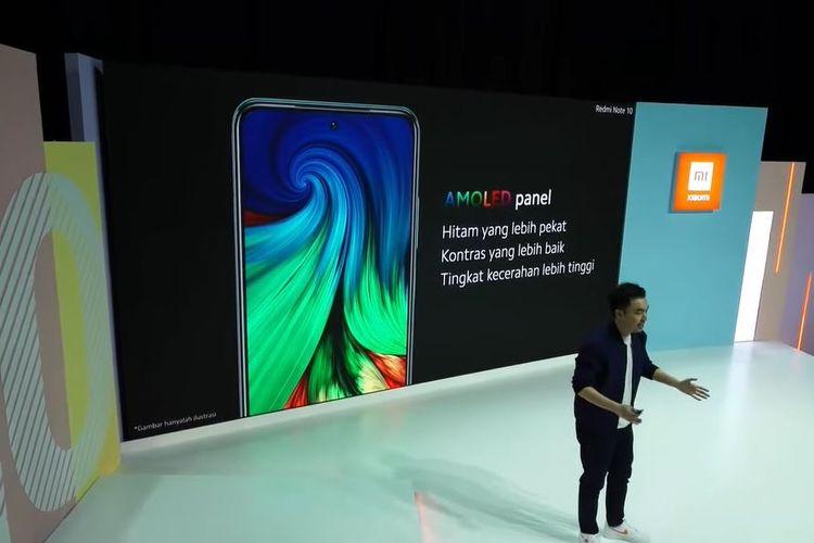 Layar Xiaomi Redmi Note 10 dan 10 Pro, AMOLED atau Super AMOLED? Halaman all - Kompas.com
