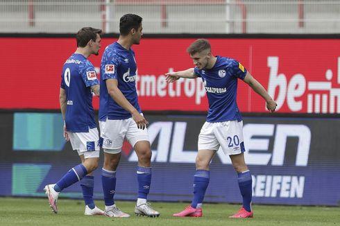 Union Berlin Vs Schalke 04, Tuan Rumah Mesti Puas Bagi Poin