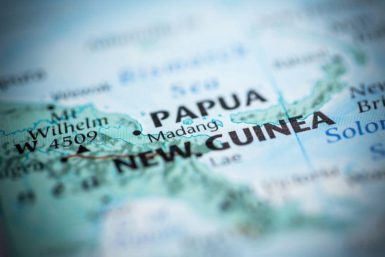 Ilustrasi Papua Niugini.