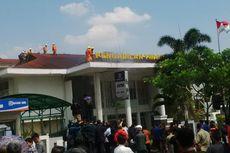 Gedung Pengadilan Tinggi Jawa Barat Terbakar