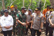 Panglima TNI Sebut Tidak Terlihat Api Karhutla Lagi di Rupat