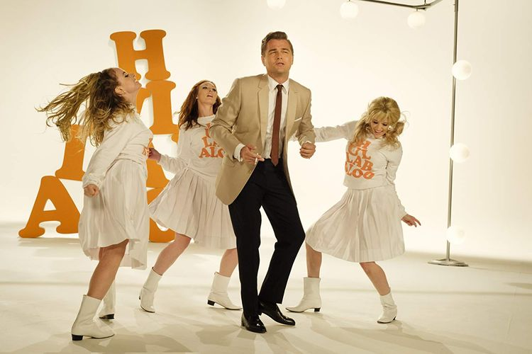 Sinopsis Film Once Upon A Time In Hollywood Gemerlap Kehidupan Bintang Hollywood