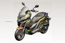 Wujud 3D Honda ADV 350 Bocor ke Publik
