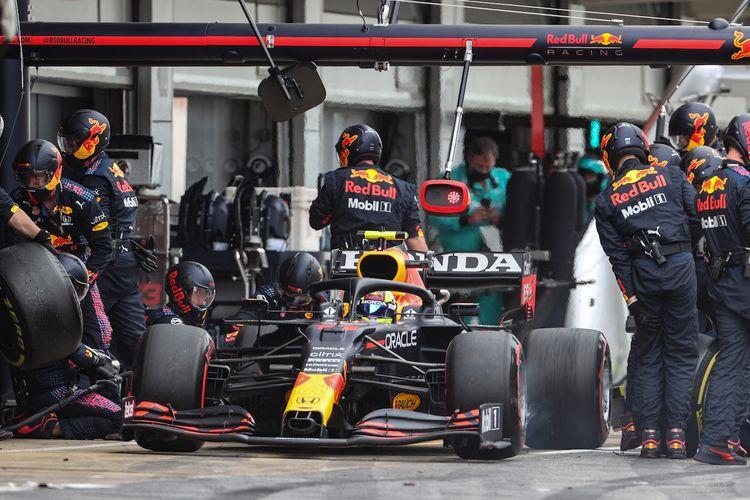 Tim balap Honda kembali bersiap untuk melakukan balapan F1 Grand Prix Hungaria
