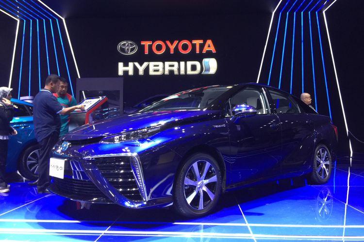 Toyota Mirai di GIIAS 2018