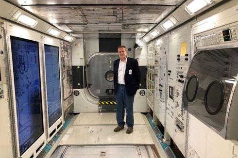 Kasus Anyar di ISS, Seorang Astronot Punya Gumpalan Darah di Leher