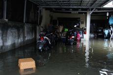 Pastikan Jangan Nyalakan Mesin Motor Usai Terendam Banjir