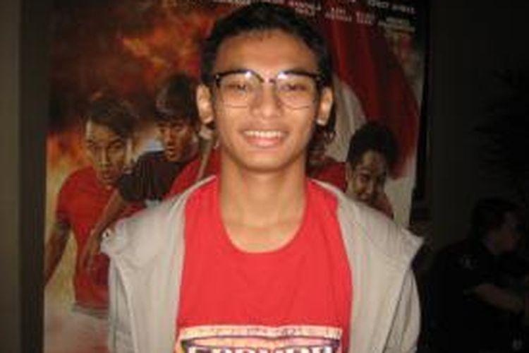 Pemeran Evan Dimas dalam film