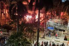 Gudang Sicepat di Sawah Besar Kebakaran, Diduga karena Korsleting Listrik