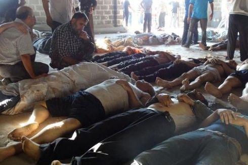 Liga Arab Desak Oposisi Suriah Ikut Geneva 2