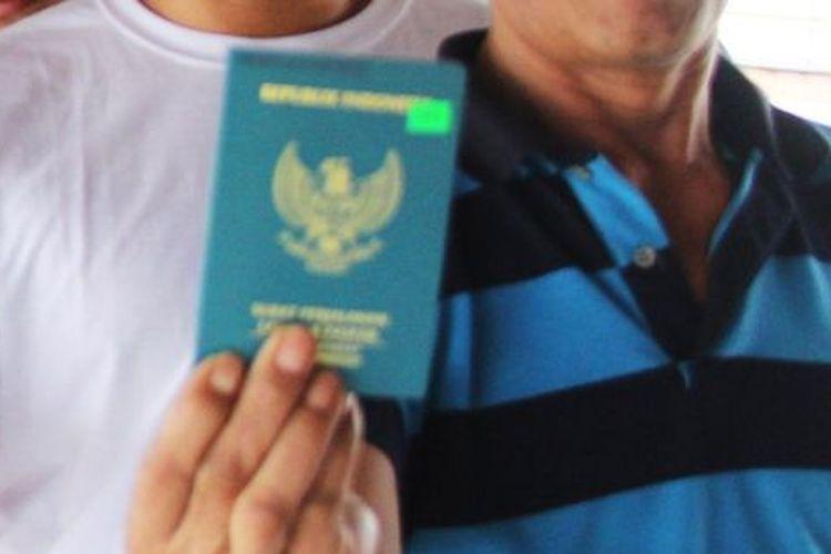 Pemilik paspor yang ditarik akan diberi surat perjalanan laksana paspor (SPLP).