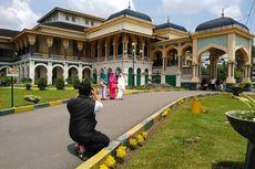 Istana Maimun Ditutup Selama 14 Hari untuk Cegah Covid-19