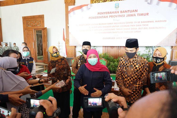 Gubernur Jawa Timur, Khofifah Indar Parawansa