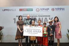 Lippo Malls Beri 1.000 Beasiswa Anak Daerah Terpencil