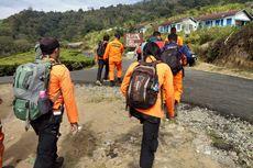 2 Pendaki Asal Jambi Hilang di Gunung Dempo, Juru Kunci Turun Tangan