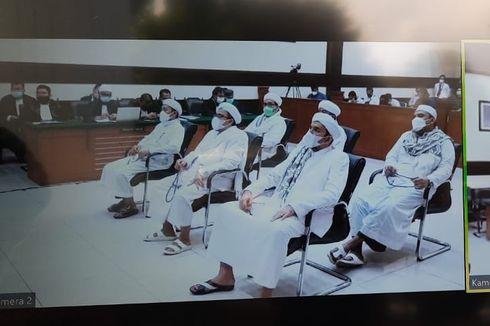 Kuasa Hukum Rizieq Shihab Beberkan Alasan Tak Ajukan Banding dalam Kasus Kerumunan di Megamendung