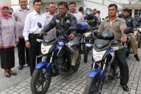 160 Kades Simalungun Dapat Sepeda Motor
