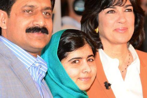 Malala: Awalnya Saya Ingin Melempar Taliban dengan Sepatu